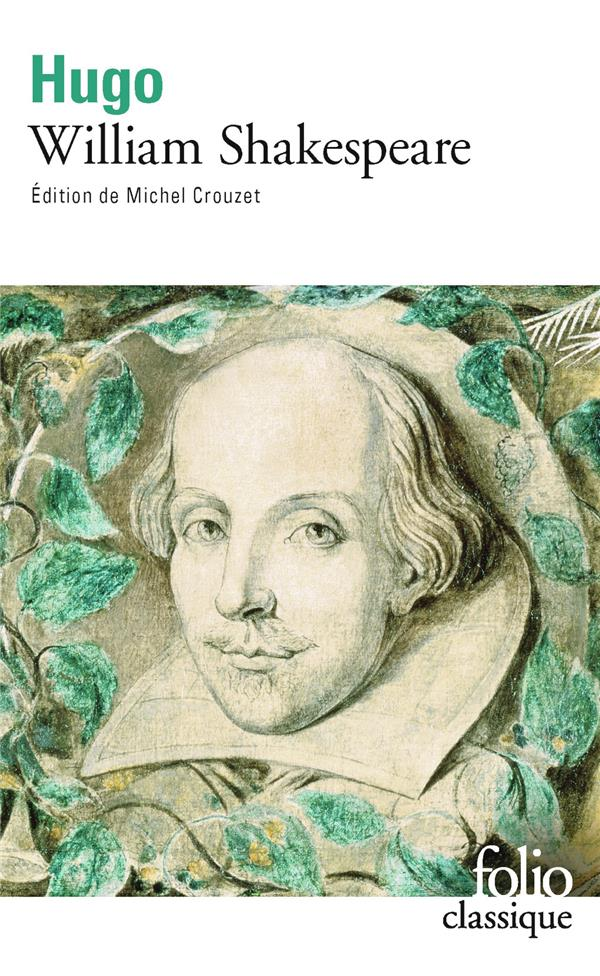WILLIAM SHAKESPEARE HUGO VICTOR GALLIMARD