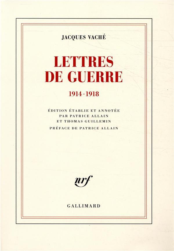 LETTRES DE GUERRE - (1914-1918)