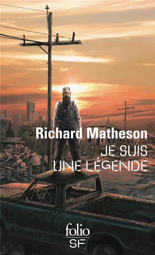 MATHESON R - JE SUIS UNE LEGENDE