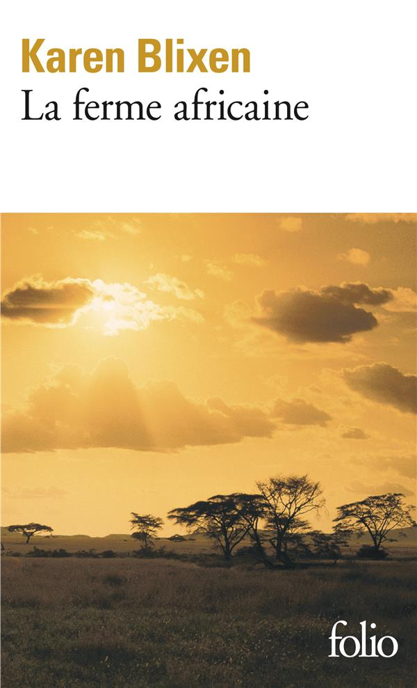FERME AFRICAINE