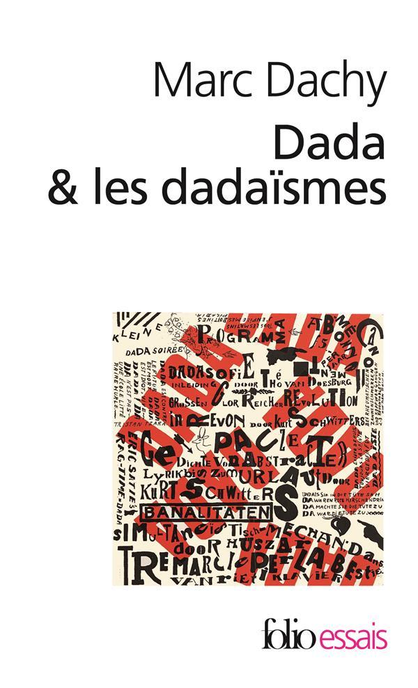 DADA & LES DADAISMES RAPPORT SUR L-ANEANTISSEMENT DE L-ANCIENNE BEAUTE