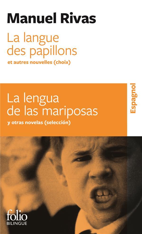 LA LANGUE DES PAPILLONS ET AUTRES NOUVELLES