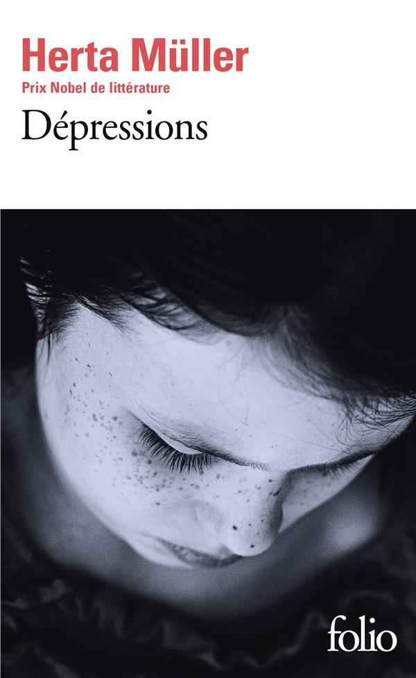 DEPRESSIONS MULLER HERTA GALLIMARD