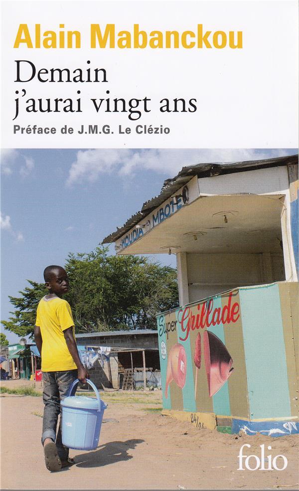 DEMAIN J'AURAI VINGT ANS