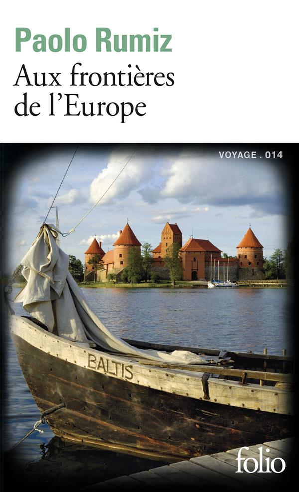 AUX FRONTIERES DE L-EUROPE