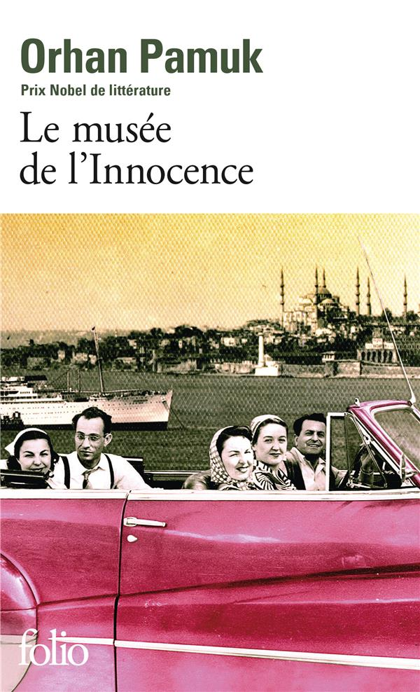 LE MUSEE DE L-INNOCENCE PAMUK ORHAN GALLIMARD