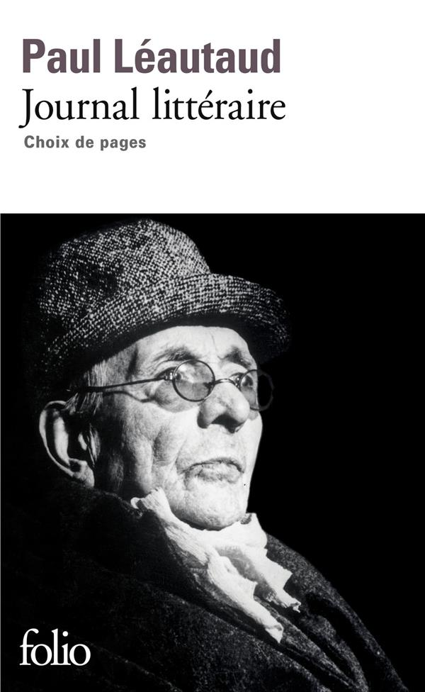 Léautaud Paul - JOURNAL LITTERAIRE