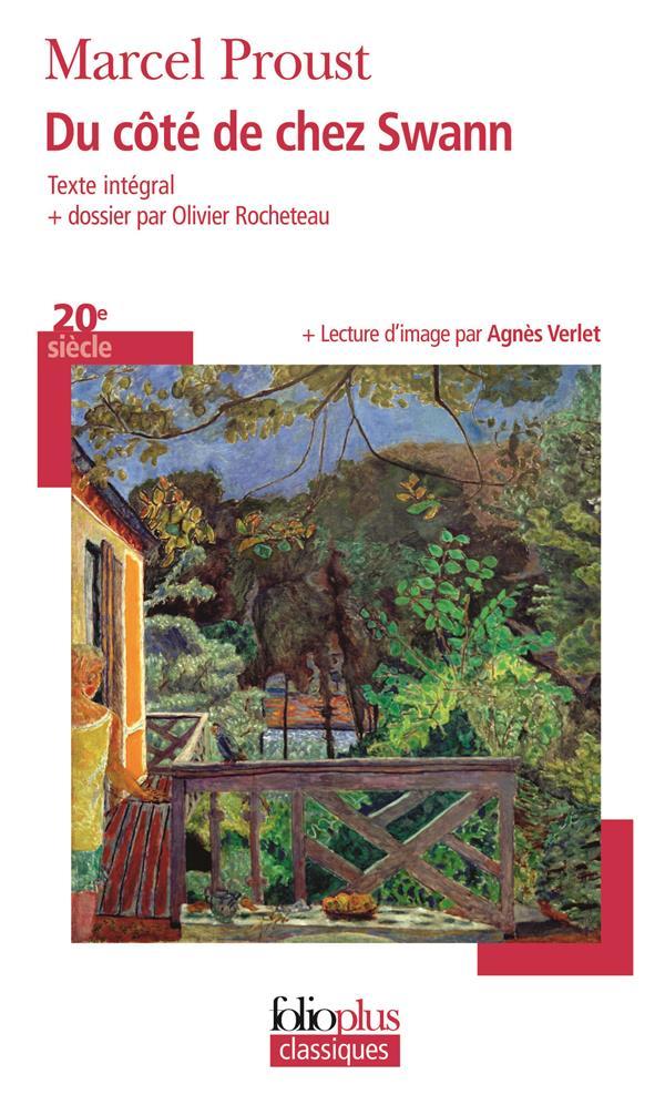 A LA RECHERCHE DU TEMPS PERDU, I : DU COTE DE CHEZ SWANN Proust Marcel Gallimard