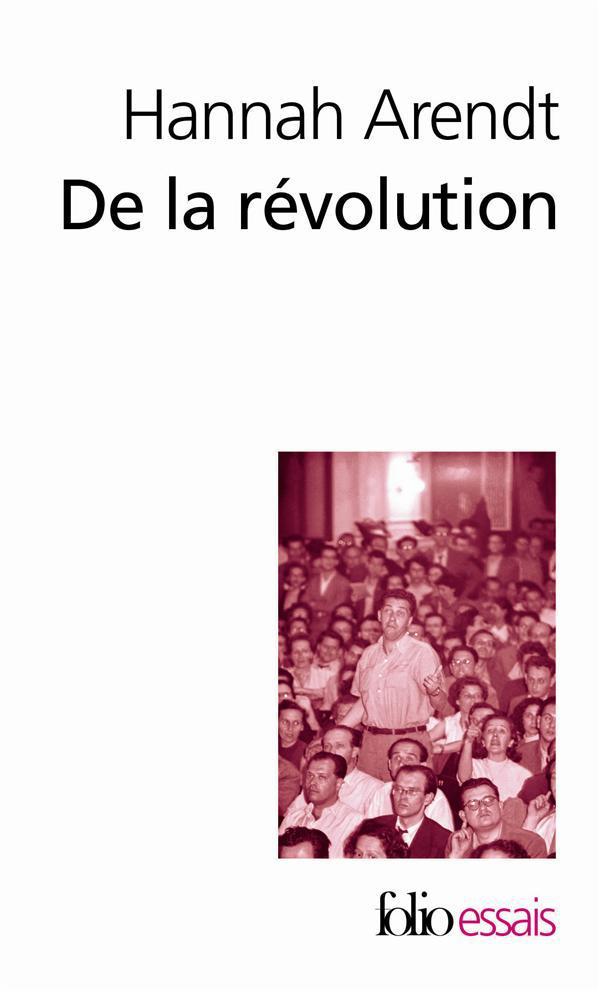 DE LA REVOLUTION