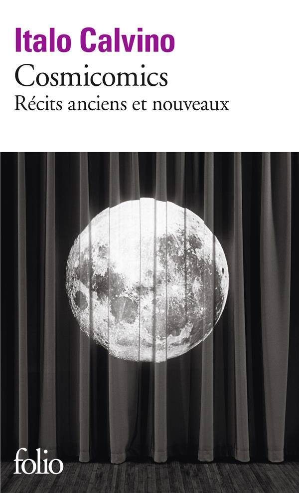 COSMICOMICS - RECITS ANCIENS ET NOUVEAUX