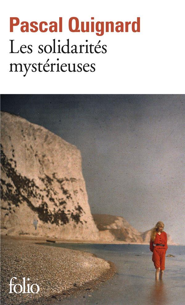 LES SOLIDARITES MYSTERIEUSES