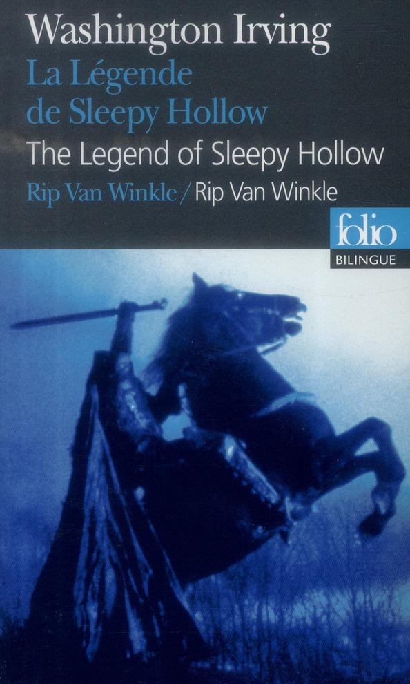 LA LEGENDE DE SLEEPY HOLLOW/THE LEGEND OF SLEEPY HOLLOW - RIP VAN WINKLE/RIP VAN WINKLE