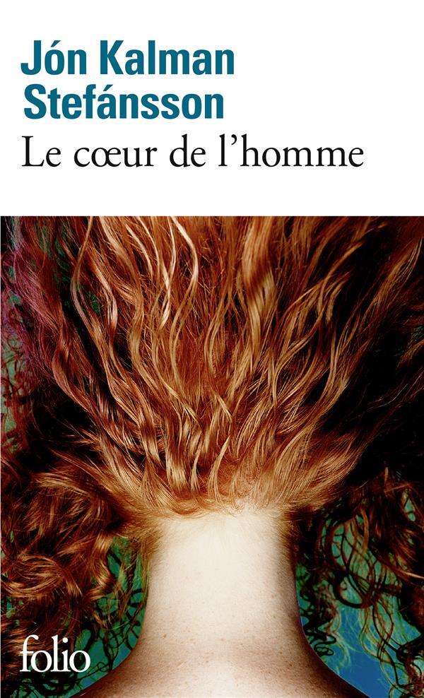 LE COEUR DE L-HOMME STEFANSSON JON KALMA GALLIMARD
