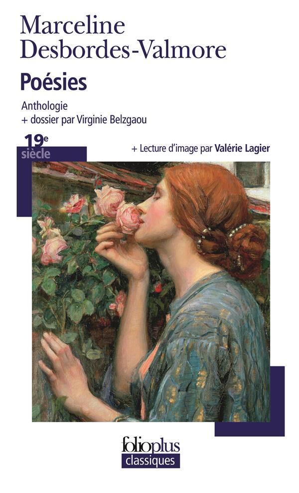 POESIES DESBORDES-VALMORE, MARCELINE Gallimard