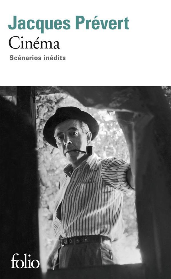 CINEMA  -  SCENARIOS INEDITS