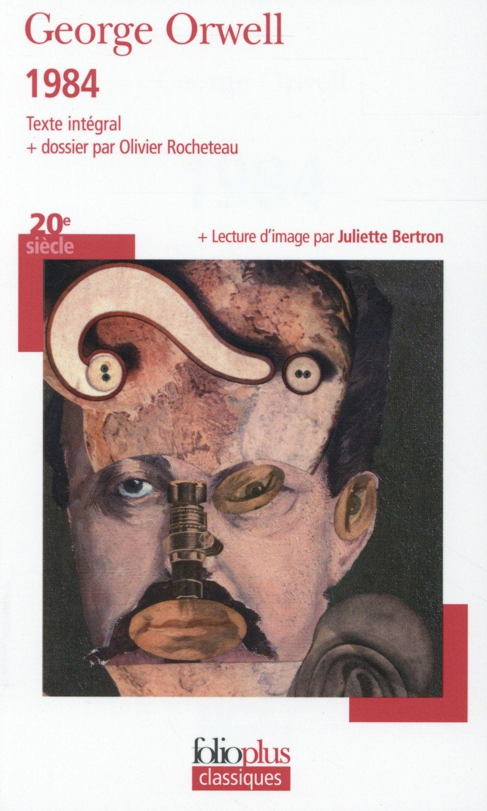 1984 ORWELL GEORGE Gallimard