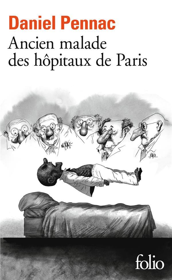ANCIEN MALADE DES HOPITAUX DE PARIS