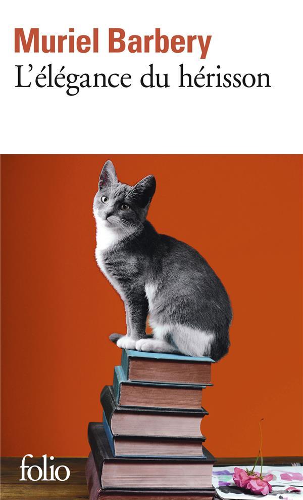 L'ELEGANCE DU HERISSON BARBERY MURIEL Gallimard