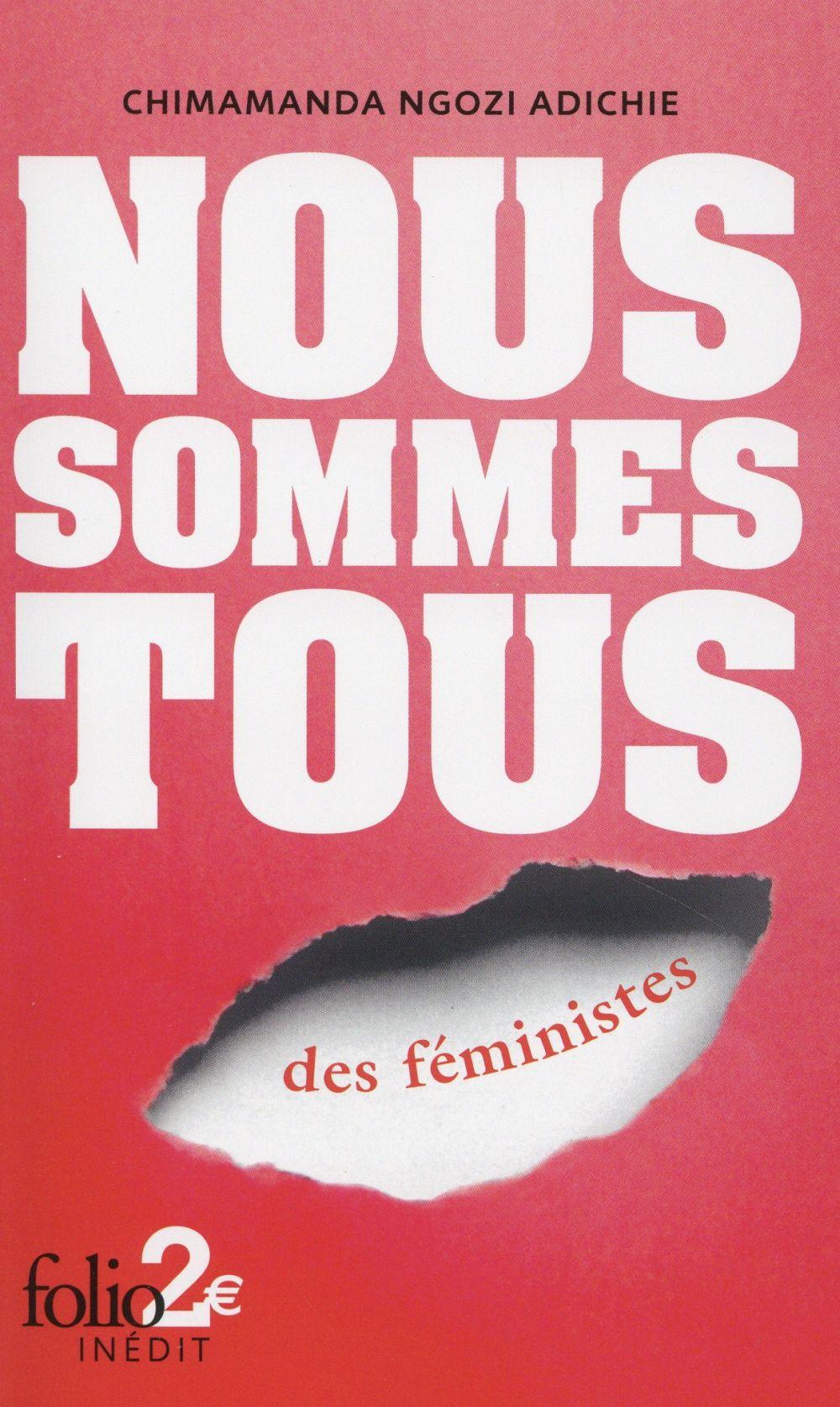 Adichie Chimamanda Ngozi - NOUS SOMMES TOUS DES FEMINISTES  LES MARIEUSES