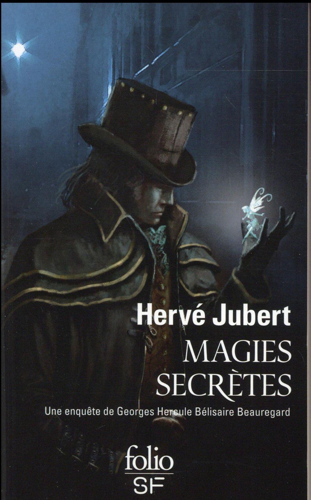 MAGIES SECRETES Jubert Hervé Gallimard