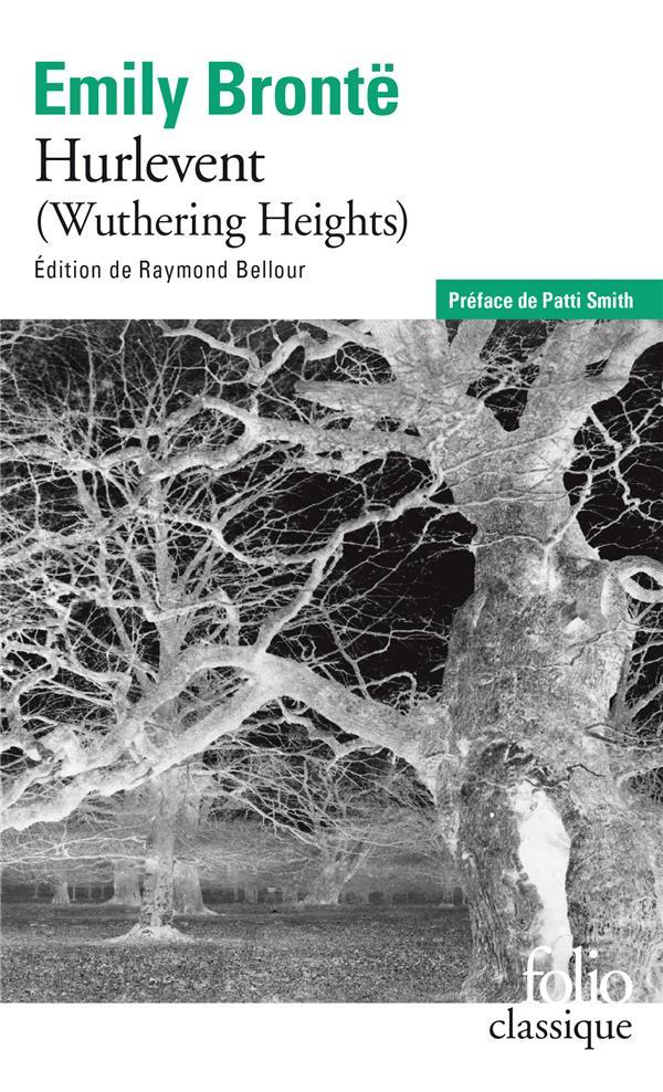 HURLEVENT Brontë Emily Gallimard