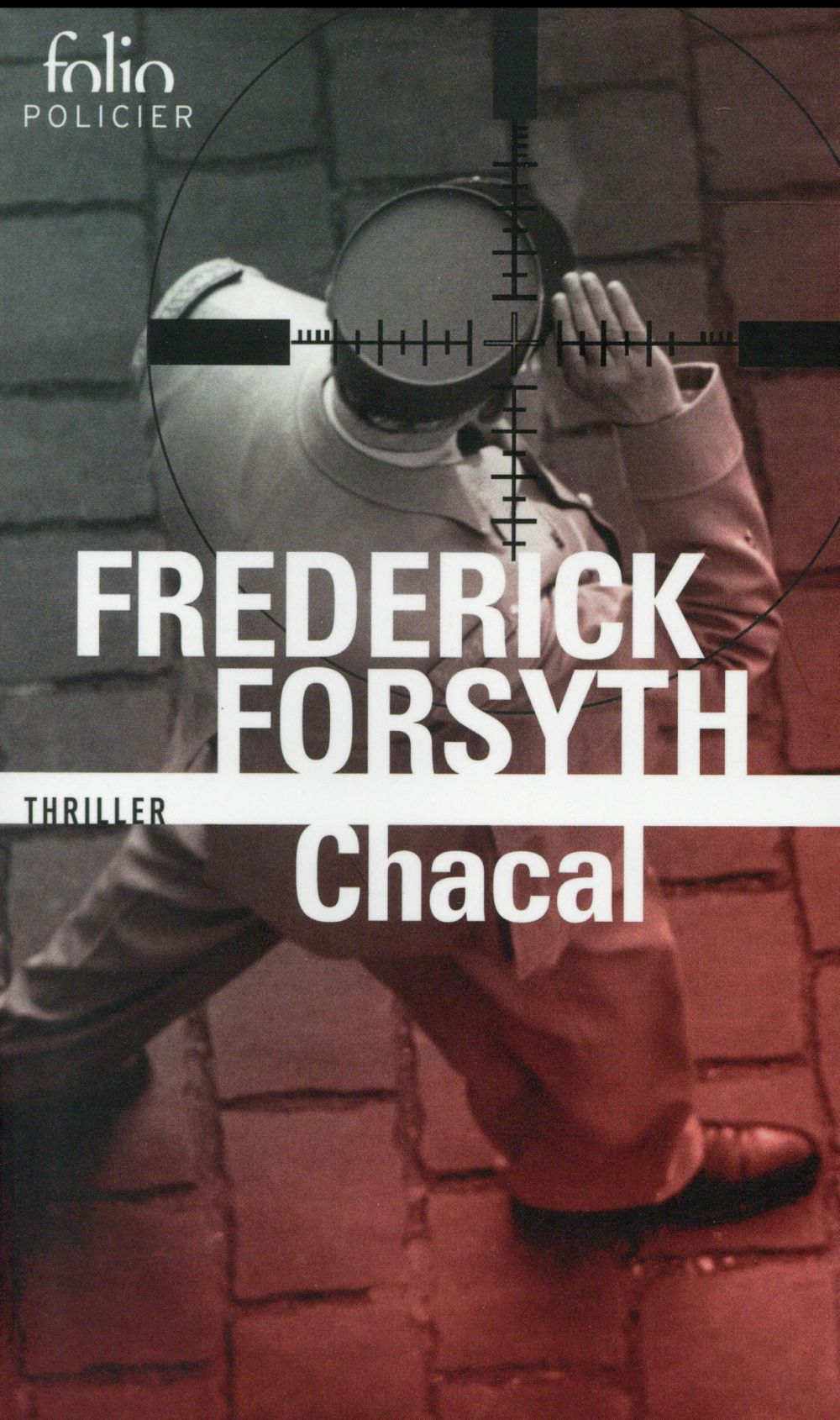 CHACAL Forsyth Frederick Gallimard