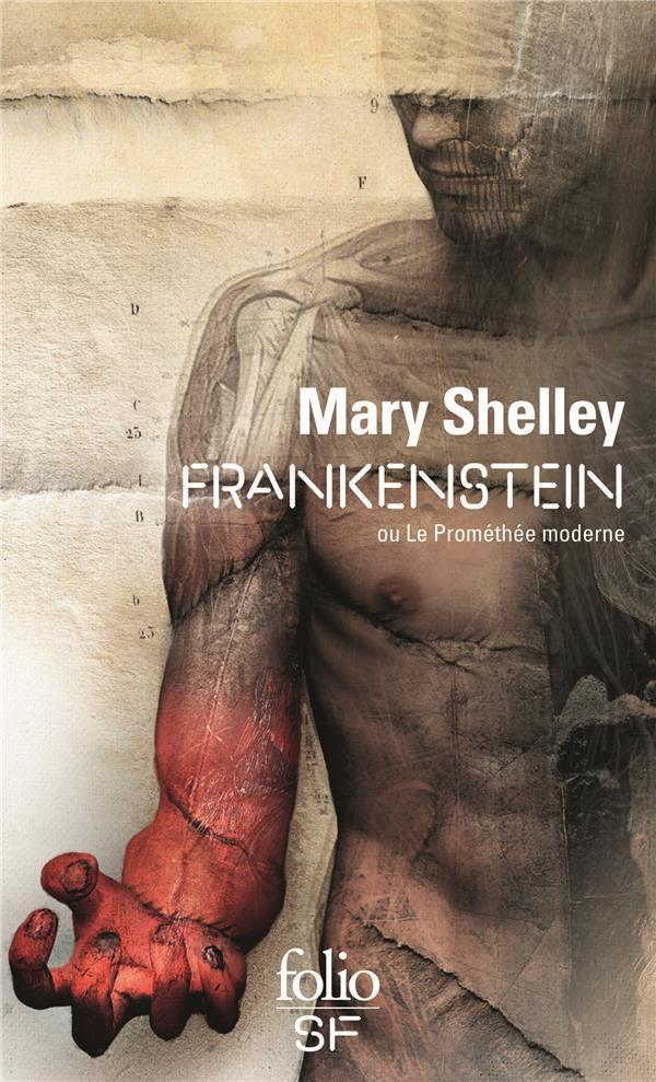 FRANKENSTEIN OU LE PROMETHEE MODERNE Shelley Mary Wollstonecraft Gallimard