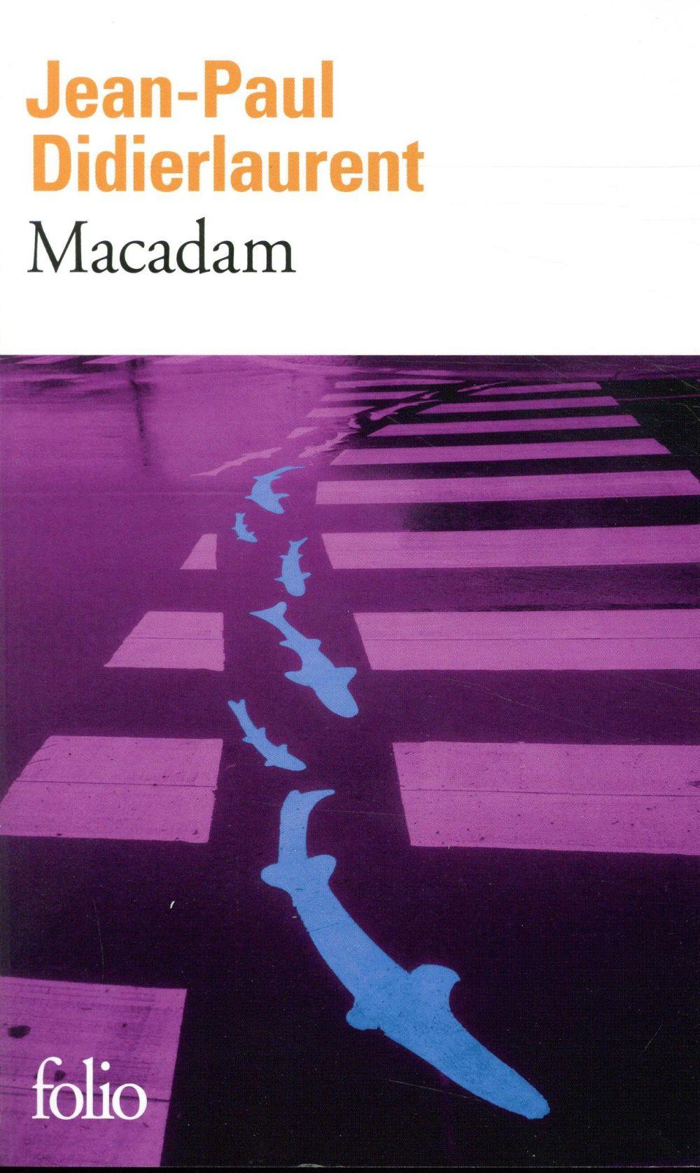 MACADAM DIDIERLAURENT J-P. GALLIMARD