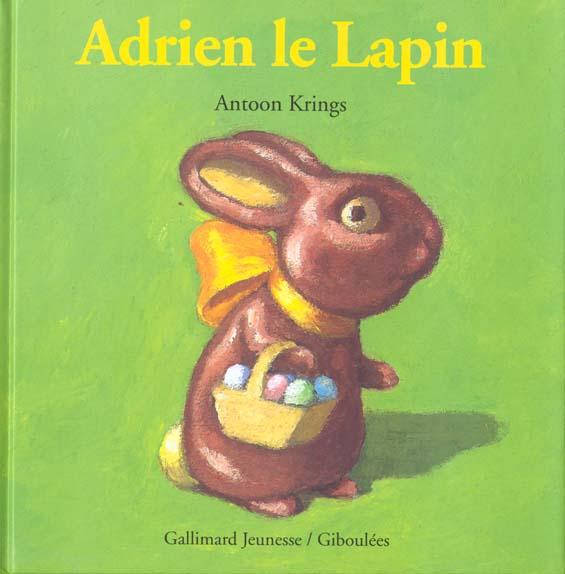 KRINGS ANTOON - ADRIEN LE LAPIN