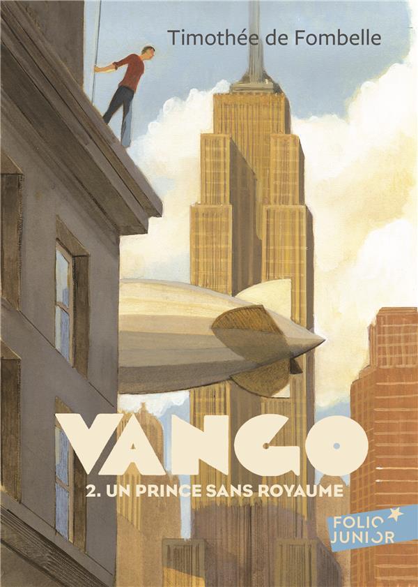 VANGO T.2  -  UN PRINCE SANS ROYAUME