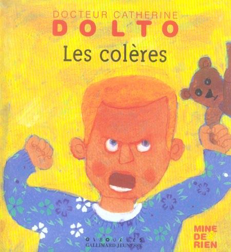 LES COLERES DOLTO/FAURE-POI GALLIMARD