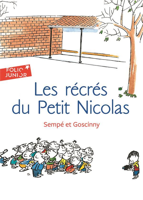 LES RECRES DU PETIT NICOLAS SEMPE/GOSCINNY GALLIMARD