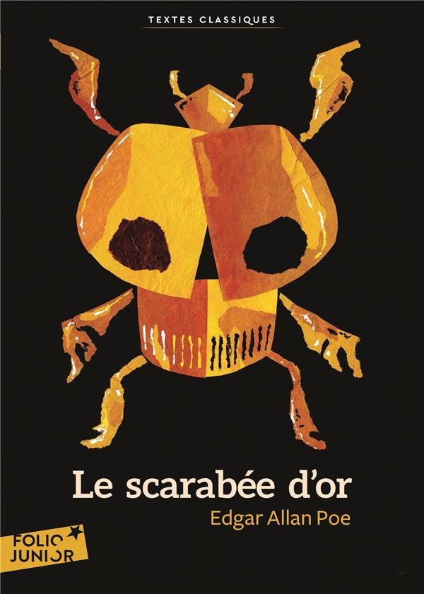 LE SCARABEE D'OR Poe Edgar Allan Gallimard-Jeunesse