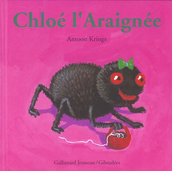 KRINGS ANTOON - CHLOE L'ARAIGNEE