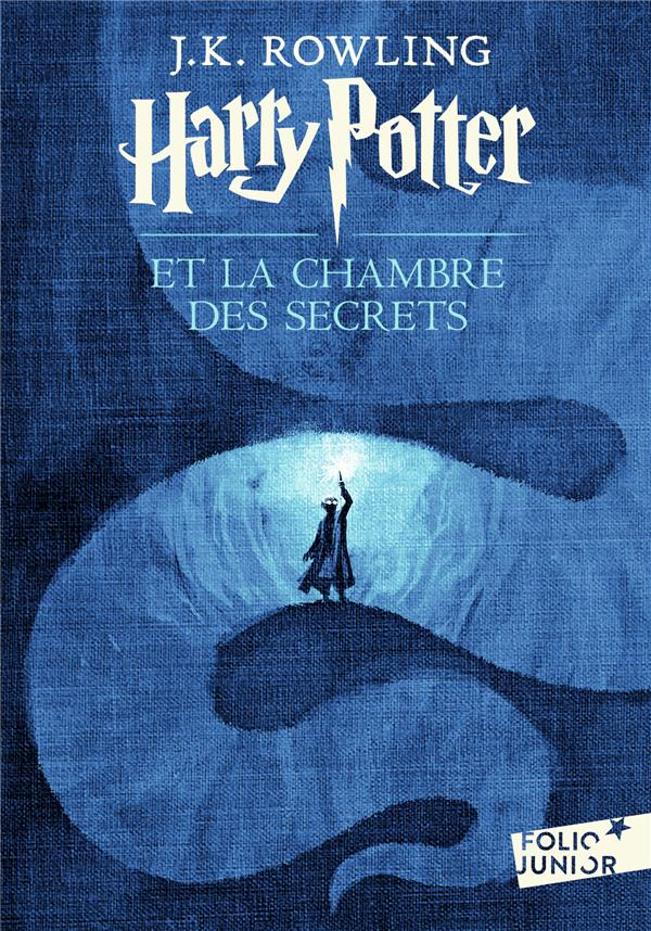 HARRY POTTER, II : HARRY POTTER ET LA CHAMBRE DES SECRETS ROWLING J. K. Gallimard-Jeunesse