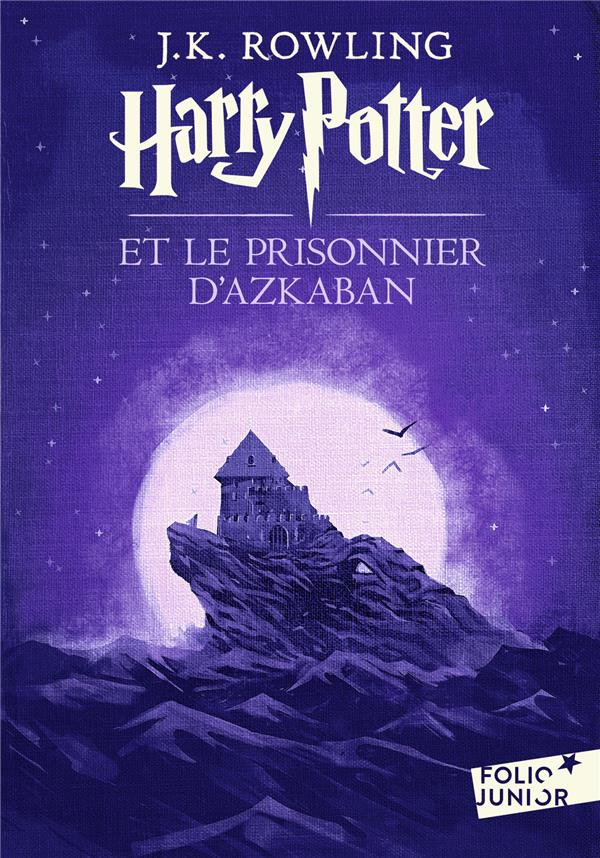 HARRY POTTER T.3  -  HARRY POTTER ET LE PRISONNIER D'AZKABAN