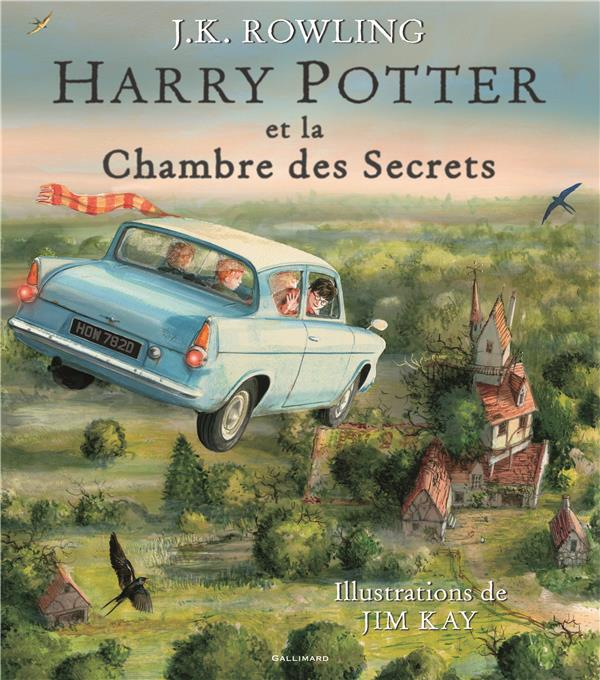 HARRY POTTER, II : HARRY POTTE ROWLING/KAY GALLIMARD JEUNE
