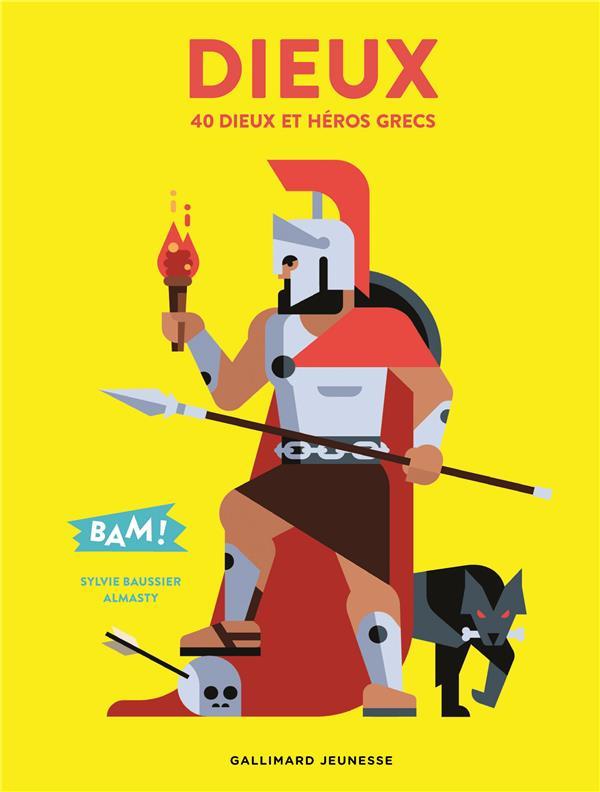 DIEUX - 40 DIEUX ET HEROS GRECS