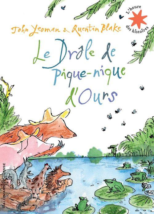 LE DROLE DE PIQUE-NIQUE D'OURS YEOMAN/BLAKE GALLIMARD