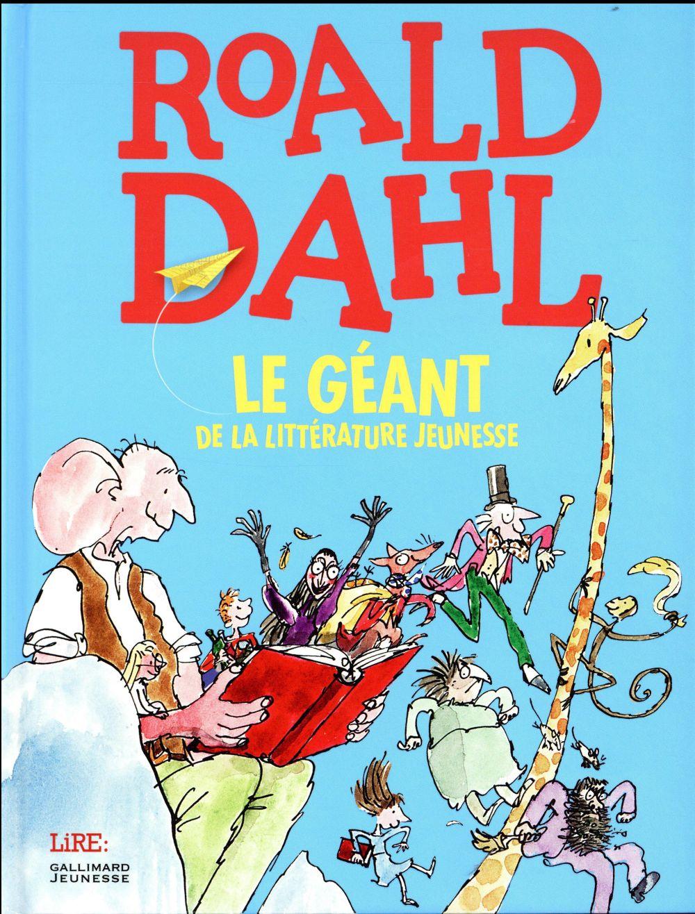 ROALD DAHL, LE GEANT DE LA LIT