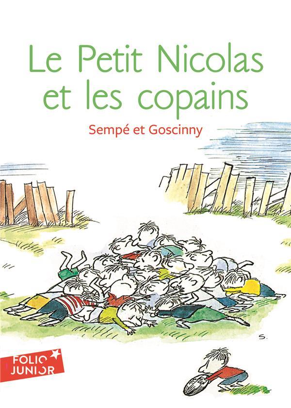 LE PETIT NICOLAS ET LES COPAINS SEMPE/GOSCINNY GALLIMARD