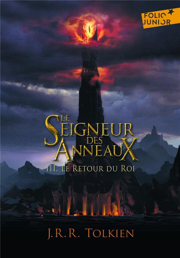 LE SEIGNEUR DES ANNEAUX (TOME 3-LE RETOUR DU ROI)