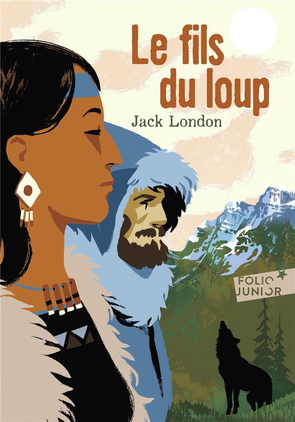 LE FILS DU LOUP LONDON/PRUNIER Gallimard-Jeunesse