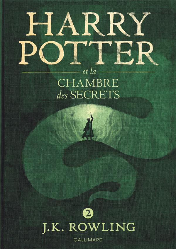 HARRY POTTER, II : HARRY POTTER ET LA CHAMBRE DES SECRETS ROWLING J. K. Gallimard-Jeunesse