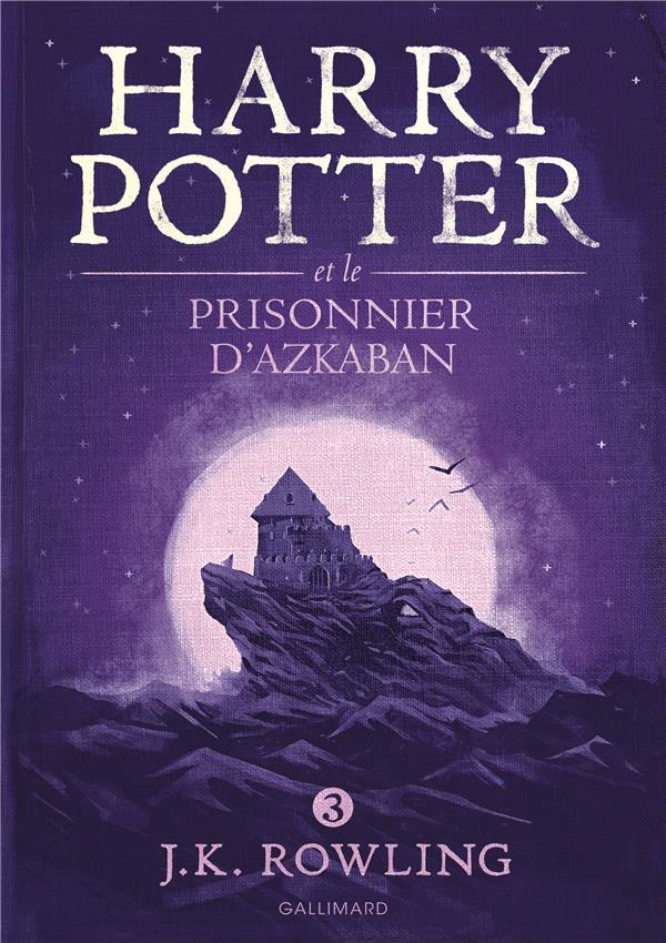 HARRY POTTER ET LE PRISONNIER D'AZKABAN Rowling Joanne Kathleen Gallimard-Jeunesse