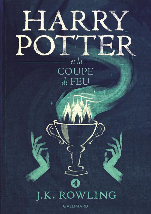 HARRY POTTER, IV : HARRY POTTER ET LA COUPE DE FEU ROWLING J. K. Gallimard-Jeunesse