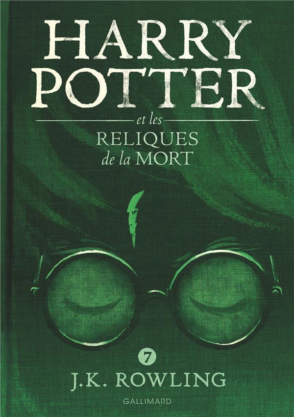 Rowling Joanne Kathleen - HARRY POTTER ET LES RELIQUES DE LA MORT