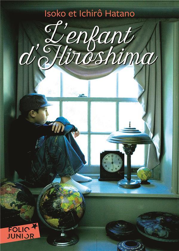 L'ENFANT D'HIROSHIMA HATANO/SCHATZBERG GALLIMARD