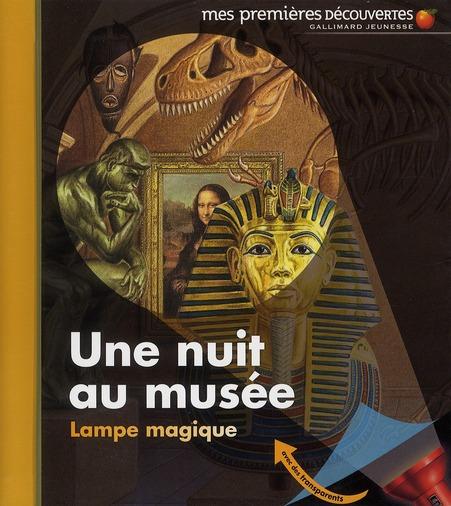 UNE NUIT AU MUSEE DELAFOSSE/HUGO GALLIMARD