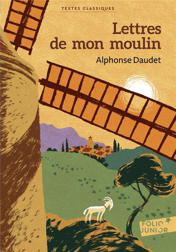 LETTRES DE MON MOULIN DAUDET ALPHONSE GALLIMARD